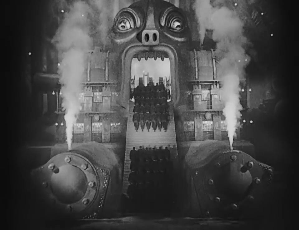 The Moloch Machine