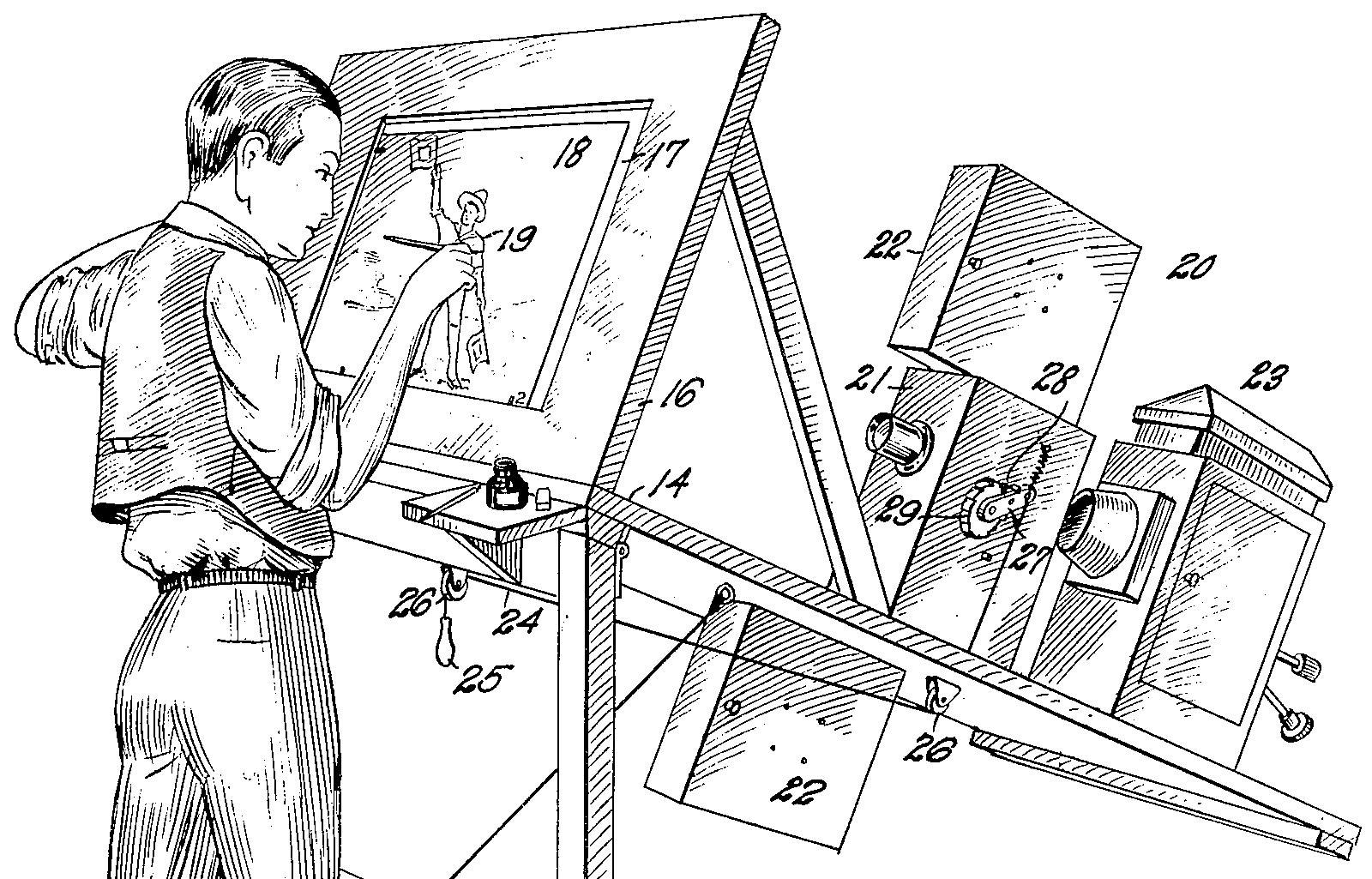Max Fleischer's Rotoscope